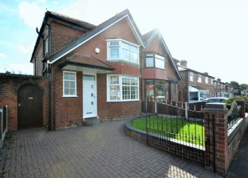 Thumbnail 3 bed semi-detached house to rent in Branksome Drive M6, Salford