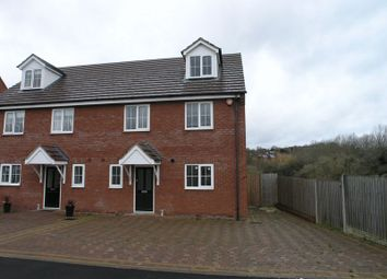Thumbnail 4 bedroom semi-detached house to rent in Weir Court, Stourbridge