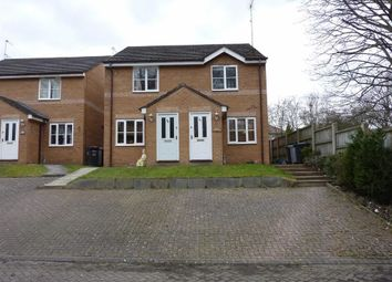 Thumbnail 2 bed semi-detached house to rent in Brookdale Park, Crewe