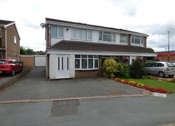 Thumbnail 3 bed semi-detached house for sale in Long Innage, Halesowen, West Midlands