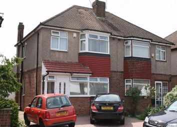 Thumbnail 3 bed detached house to rent in Middleton Road, Hayes