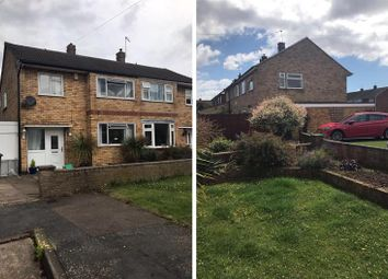 Thumbnail 3 bed semi-detached house for sale in Malling Close, Birstall, Leicester