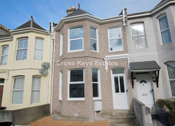 Thumbnail 4 bed terraced house for sale in Pasley Street, Plymouth