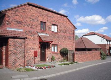 Thumbnail 2 bed maisonette to rent in Brevet Close, Purfleet