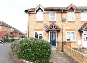 Thumbnail 2 bed end terrace house for sale in Chartwell Gardens, North Cheam, Sutton