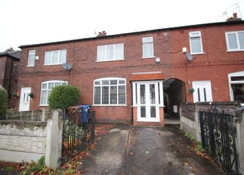Thumbnail 3 bed terraced house for sale in Priory Lane, Reddish, Stockport, Cheshire