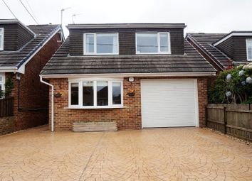 Thumbnail 4 bed detached bungalow for sale in Spencer Road, Southampton