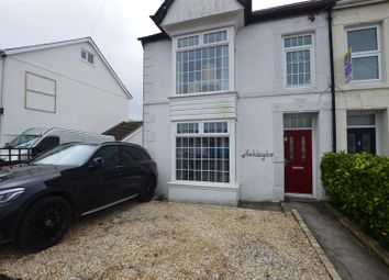Thumbnail 3 bed semi-detached house for sale in Cross Hands Road, Gorslas, Llanelli