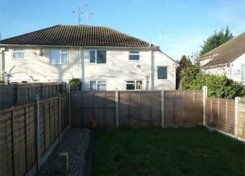 Thumbnail 1 bed maisonette to rent in Charnwood Avenue, Chelmsford, Essex