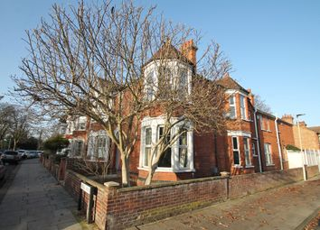 Thumbnail 4 bed semi-detached house to rent in Russell Avenue, Bedford