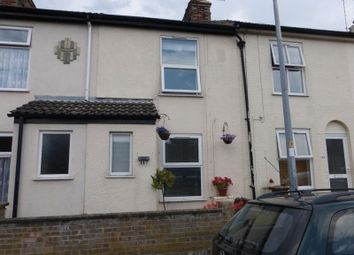 Thumbnail 2 bedroom terraced house for sale in Lower Cliff Road, Gorleston, Great Yarmouth