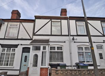 Thumbnail 2 bedroom terraced house to rent in Vernon Road, Oldbury