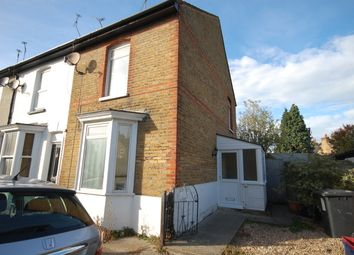 Thumbnail 2 bed end terrace house to rent in King Edward Street, Whitstable