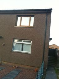 Thumbnail 2 bed flat for sale in Lamont Crescent, Cumnock, East Ayrshire