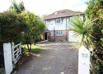 Thumbnail 6 bed detached house for sale in Woodland Drive, Hove