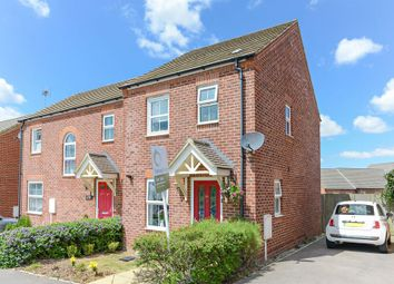 Thumbnail 2 bed semi-detached house for sale in Talmead Road, Herne Bay