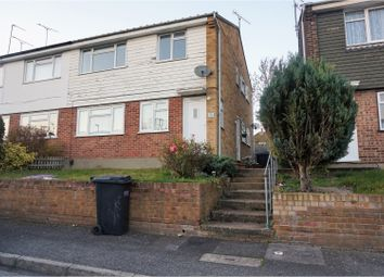 Thumbnail 2 bed flat for sale in Swallowdale, South Croydon