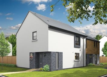 Thumbnail 3 bed semi-detached house for sale in Orion Drive, St. Eval, Wadebridge