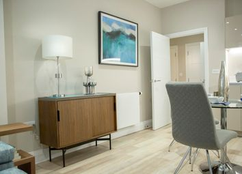 Thumbnail 2 bedroom flat for sale in Montmorency Park, London