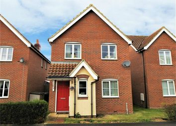 Thumbnail 3 bed detached house for sale in Mallard End, Downham Market