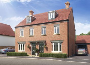 "Thumbnail 3 bed semi-detached house for sale in ""Kennett"" at Braishfield Road, Braishfield, Romsey"