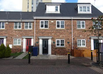 Thumbnail 3 bed town house for sale in Palmer Walk, Jarrow