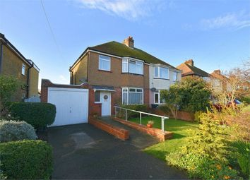 Thumbnail 3 bed semi-detached house for sale in Salisbury Avenue, Broadstairs, Kent