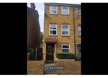 Thumbnail 4 bed semi-detached house to rent in Northwold Road, London