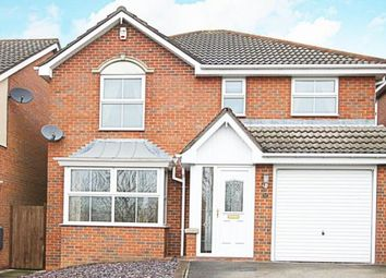 Thumbnail 4 bedroom detached house for sale in Limekiln Way, Barlborough, Chesterfield, Derbyshire