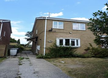 Thumbnail 2 bed semi-detached house to rent in Pagnell Avenue, Thurnscoe, Rotherham