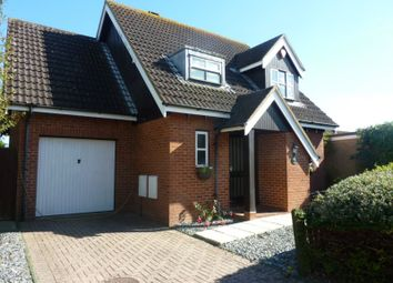 Thumbnail 3 bed detached house for sale in Chiltern Close, Barton On Sea, New Milton, Hampshire