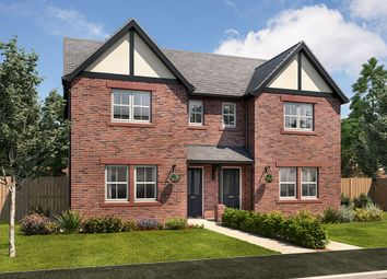 "Thumbnail 3 bedroom semi-detached house for sale in ""Hastings"" at Goodwood Drive, Carlisle"