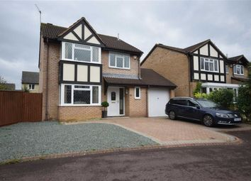 Thumbnail 4 bed detached house for sale in Morwent Close, Abbeymead, Gloucester, Gloucester