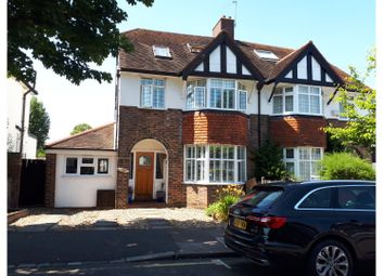 Thumbnail 5 bed semi-detached house for sale in Babbacombe Road, Bromley