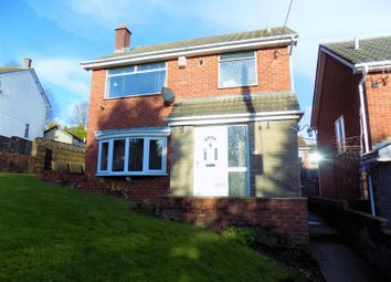 Thumbnail 3 bed detached house for sale in Kings Hill, Hengoed