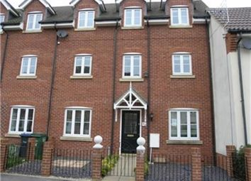 Thumbnail 3 bed terraced house to rent in Globe Court, King Edward Close, Calne