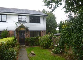 Thumbnail 3 bed semi-detached house to rent in Blenheim Fields, Forest Row, East Sussex