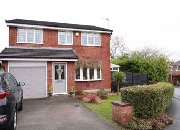 Thumbnail 4 bed detached house for sale in Appleby Close, Macclesfield