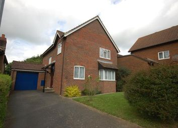 Thumbnail 4 bed detached house for sale in Wares Field, Ridgewood, Uckfield, East Sussex