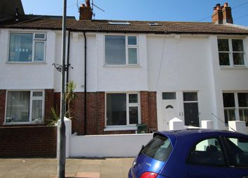 Thumbnail 6 bed terraced house to rent in Bennett Road, Brighton