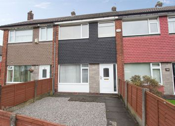 Thumbnail 3 bed terraced house for sale in Turner Bridge Road, Bolton