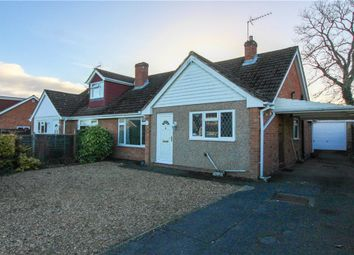 Thumbnail 2 bed bungalow for sale in Hall Farm Crescent, Yateley, Hampshire