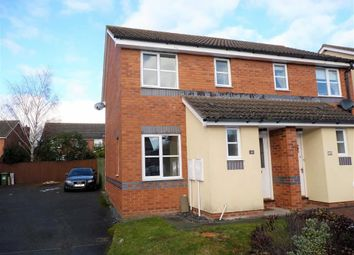 Thumbnail 2 bed semi-detached house for sale in Heritage Drive, Credenhill, Hereford