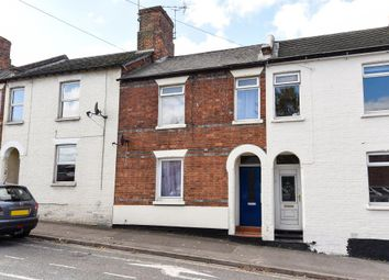 Thumbnail 3 bedroom terraced house for sale in Boundary Road, Newbury
