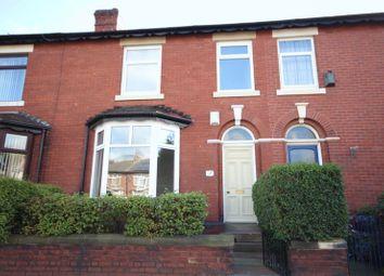 Thumbnail 3 bedroom terraced house for sale in Edenfield Road, Passmonds, Rochdale