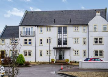 Thumbnail 2 bed flat for sale in Lade Court, Lochwinnoch