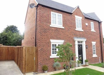 Thumbnail 3 bedroom semi-detached house for sale in St. Marys Way, Elmesthorpe, Leicester