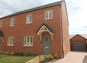 Thumbnail 3 bed semi-detached house for sale in Park Road, Lutterworth
