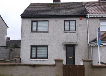 Thumbnail 3 bed semi-detached house to rent in Northland, Carrickfergus