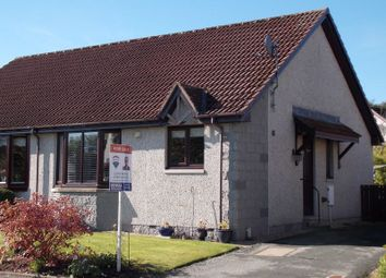 Thumbnail 2 bed semi-detached bungalow for sale in David Mclean Drive, Alford